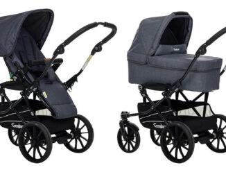 Emmaljunga Super Viking Barnvagn – Den multifunktionella barnvagnen!